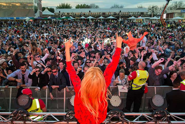 Caulfield Cup Day 2014 Feat. DJ Havana Brown