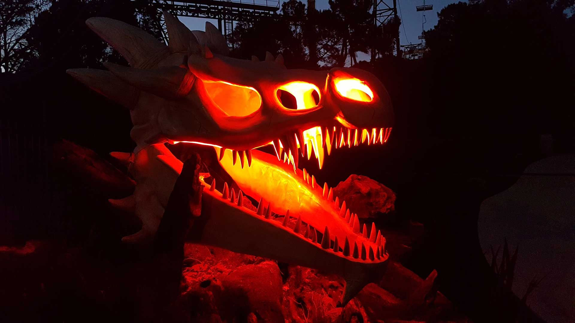Adventure World Fright Night 2017