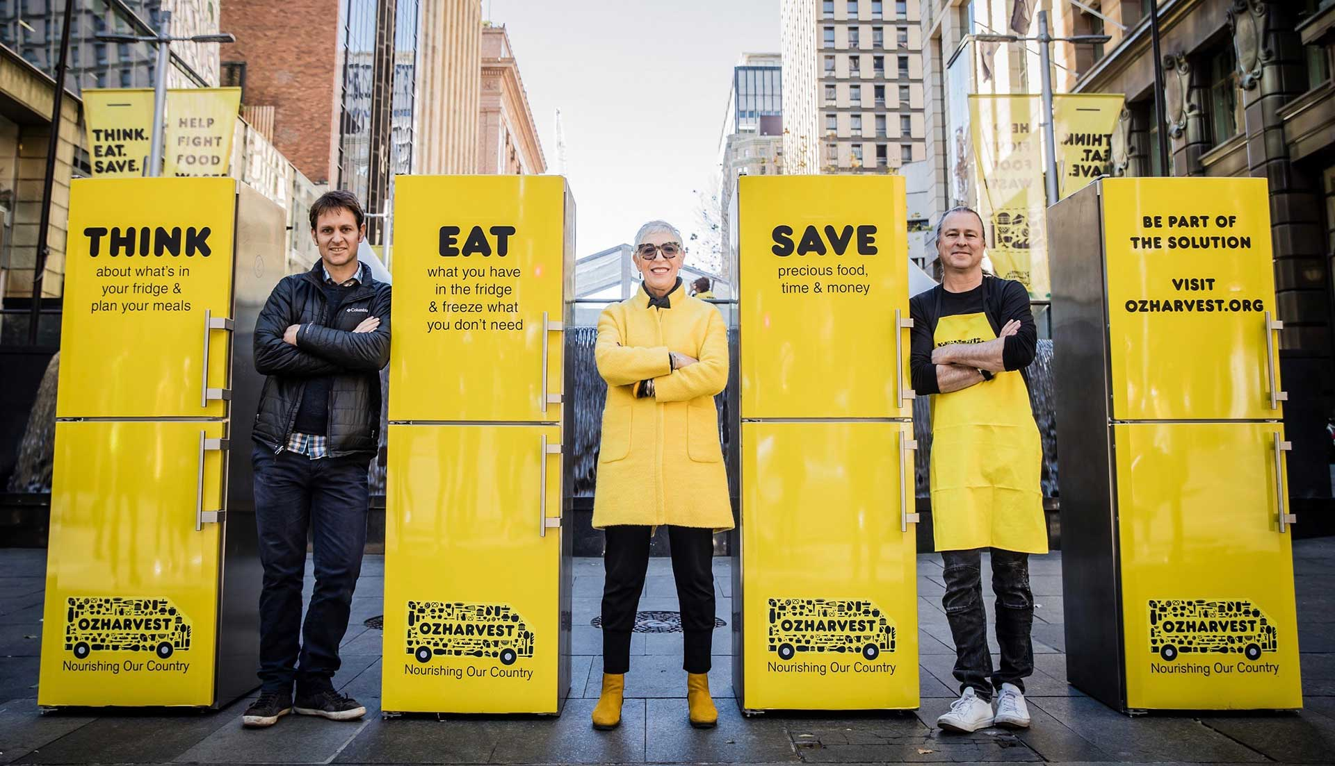 OzHarvest Think.Eat.Save 2017