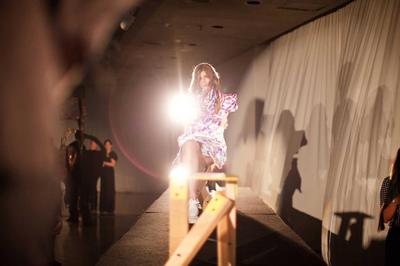 Central TAFE - Fashion Show 2014