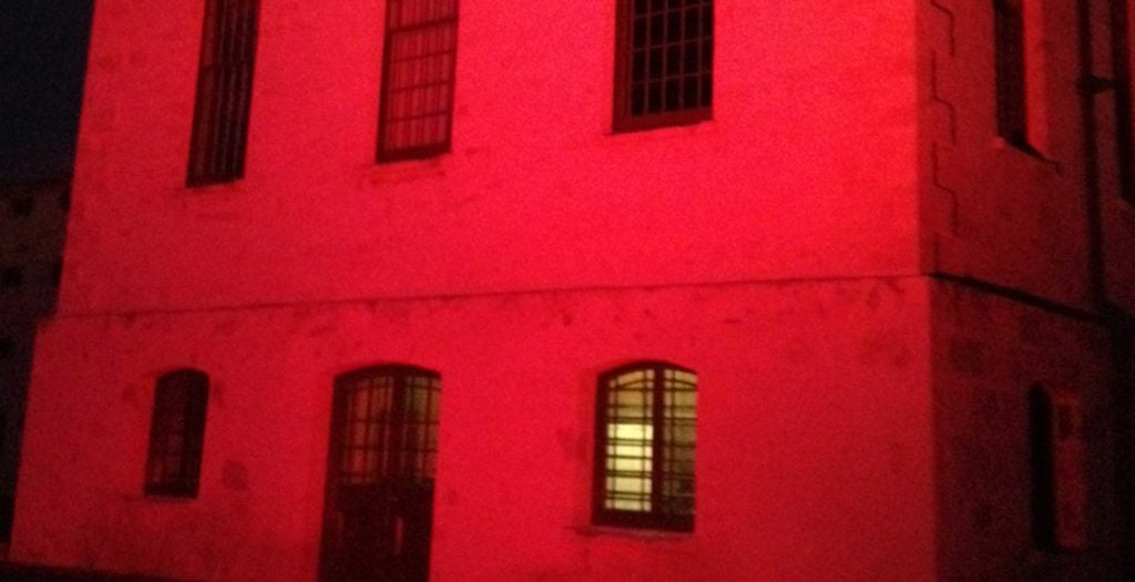 Fremantle Prison - Halloween 2015