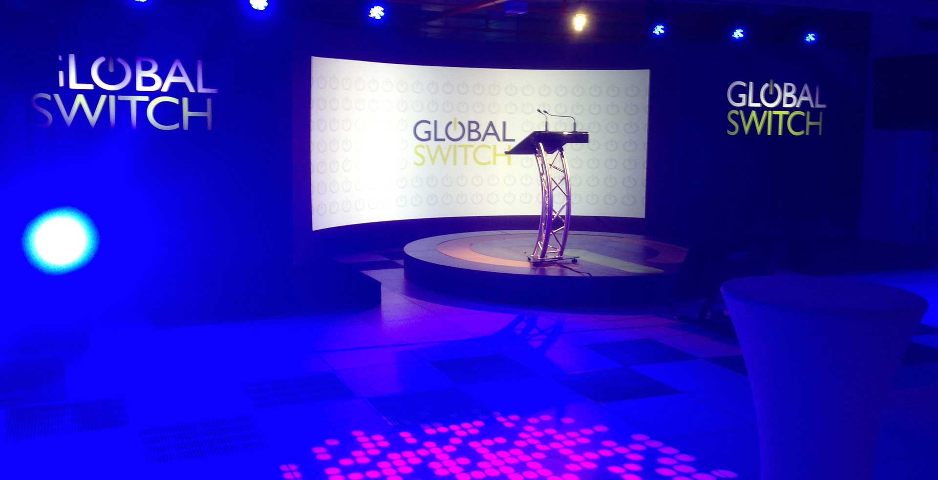 Global Switch Launch
