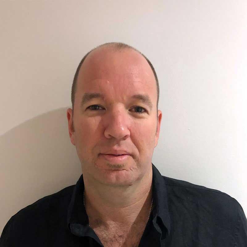 Matt Wilson, Senior Production Manager, Austage Events Melbourne