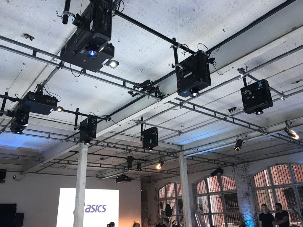 "Asics ""I Move Me"" Launch featuring Novak Djokovic"