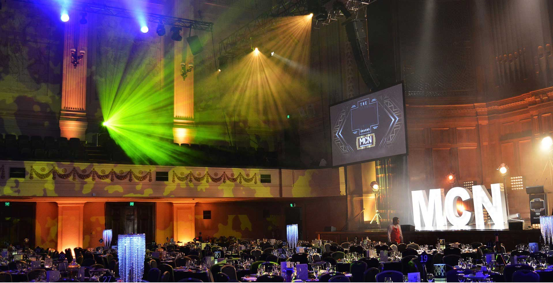 Annual Industry Awards Night & After Party